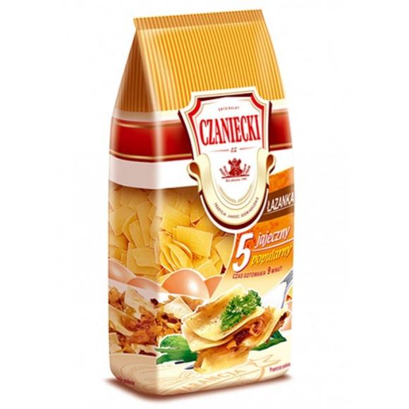 Czaniecki Pasta Łazanka 250g/8.8oz