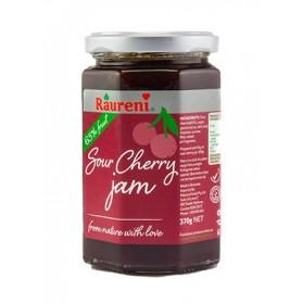 Raureni Sour Cherry Jam 370g/13oz