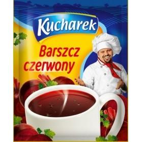Kucharek Read Borsch Soup / Barszcz Czerwony 48g (W)