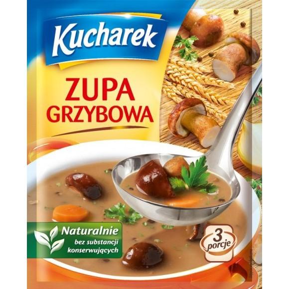 Kucharek Mushroom Soup 42g/3.53oz