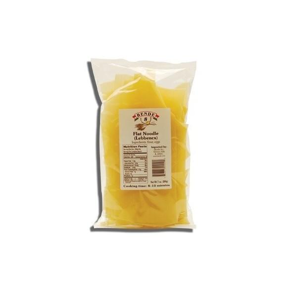 Bende Flat Noodle Lebbencs 200g/7oz (W)