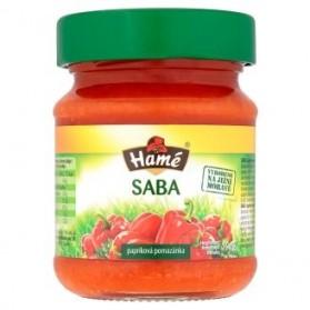 HAME SABA Paprikowa Pomazanka / Pepper Spread 160g (W)