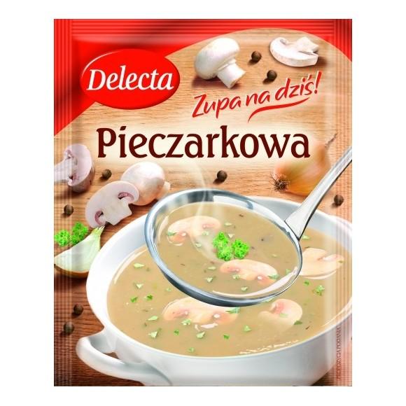 Delecta Champignon Soup / Zupa Pieczarkowa 50g/1.76oz (W)