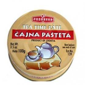 Podravka Cajna Pasteta (Tea Time Pate) 100g/3.5oz (W)