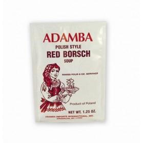 Adamba Polish Style Red Borscht Soup 1.25oz (W)