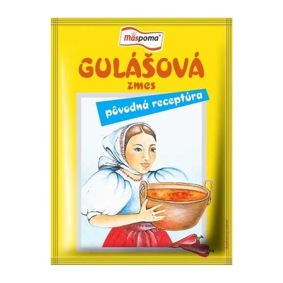 Maspoma Gulášová Zmes / Goulash Soup mix 50g/1.7oz (W)