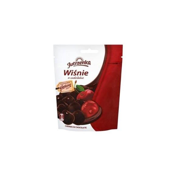 Jutrzenka Cherries in Chocolate 80g/2.82oz (W)