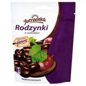 Jutrzenka Raisins in Chocolate / Rodzynki w Czekoladzie 80g/2.82oz (W)
