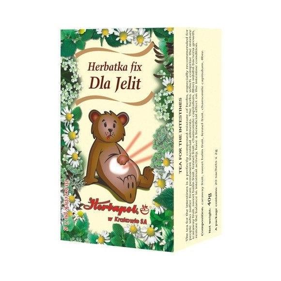 Herbapol Tea for the Intestines / Dla Jelita 40g (W)