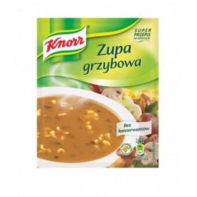Knorr Mushrooms Soup / Zupa Grzybowa 50g (W)