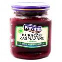 Provitus Fried Beetroot Strips with Apples / Buraczki Zasmażane z Jabłkami 480g/16.9oz