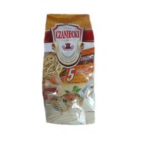 Czaniecki Noodles 5 eggs/ gniazdko 2 500g (W)