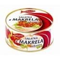 Graal Mackerel Salad Spicy / Salatka z Makrela Pikantna 300g