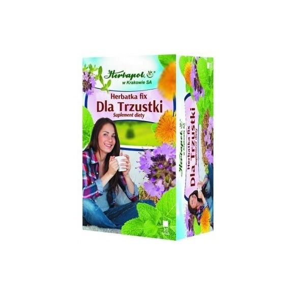Herbapol Tea Fix for the Pancreas / Dla Trzustki 40g/1.41oz (W)