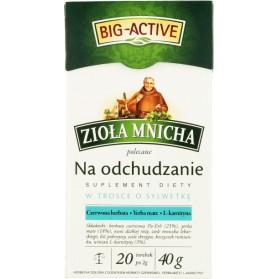 Zioła Mnicha Tea for Slimming / Na Odchudzanie 20-bag 40g (W)