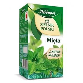 Herbapol Mint Tea / Mięta 40g (W)
