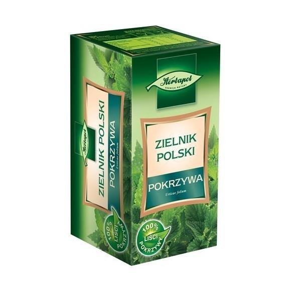 Herbapol Nettle Tea / Pokrzywa 20-bag 30g (W)