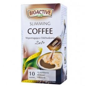 Big-Active Slimming Coffee 10-bag 120g (W)