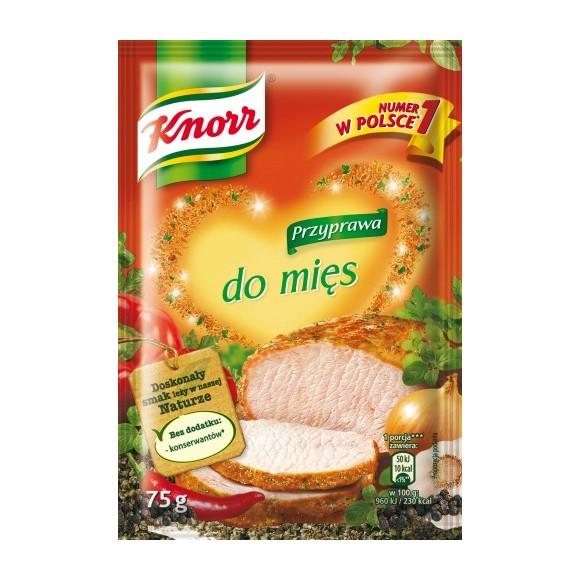 Knorr Seasoning for Meat / Przyprawa do Mies 75g (W)