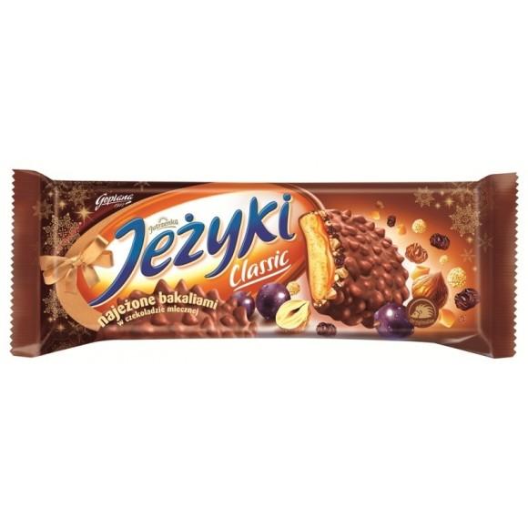 Goplana Jezyki Milk Chocolate Classic 140g/4.93oz (W)