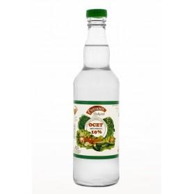 Octownia Vinegar / Ocet Spirytusowy 10% 0.5 litra (W)