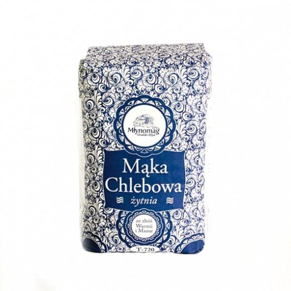 Mlynomag Bread Flour / Maka Chlebowa 1kg/35.3oz (W)