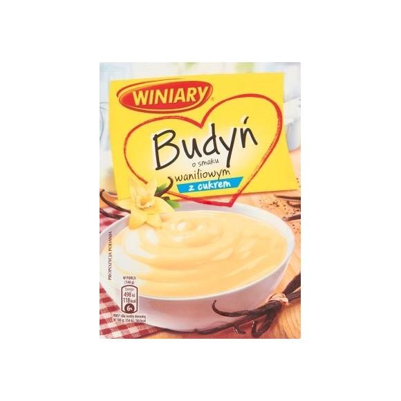 Winiary Vanilia Pudding with Sugar / Budyn Waniliowy z Cukrem 60g/22.12oz (W)