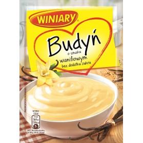 Winiary Vanilla Pudding Sugar Free / Budyn Waniliowy Bez Cukru 35g/1.23oz (W)