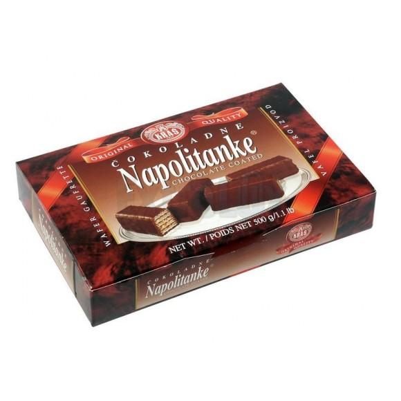Kras Napolitanke Choco Wafers 250g(W)