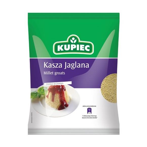 Kupiec Millet Groats/Kasza Jaglana 400g/14oz (W)
