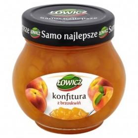 Lowicz Preserve with Peaches 240g/8.46oz (W)