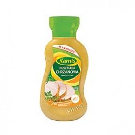 Kamis Horseradish Mustard 290g/10.22oz (W)