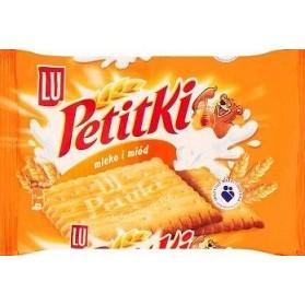 LU Petitki Soft Milk Biscotti 85g (W)