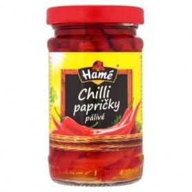 Hame Chilli Papričky Pálivé / Chili Peppers 130g (W)