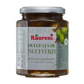 Raureni Green Walnut Preserves 350g/12oz