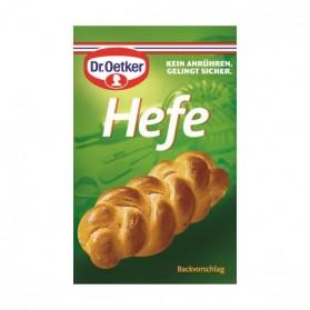 Dr. Oetker Dry Instant Yeast Levure / Drożdze-instant