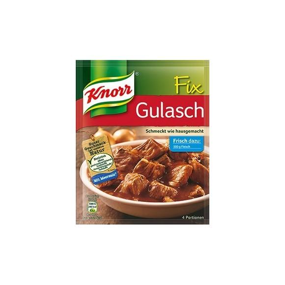 Knorr Fix Gulasch / Sauce for Gulash 51g/1.8oz (W)