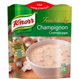 Knorr Mushroom Cream Soup / Champignon Cremesuppe 47g/1.65oz