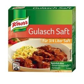 Knorr Gulasch Saft / Goulash Gravy Cubes 75g/2.65oz