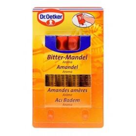 Dr.Oetker Almond Aroma / Bittermandel Arome 4-pack 8ml