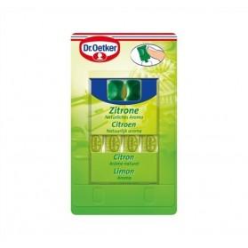 Dr. Oetker Lemon Aroma / Zitrone Arome 4 Pack 8ml