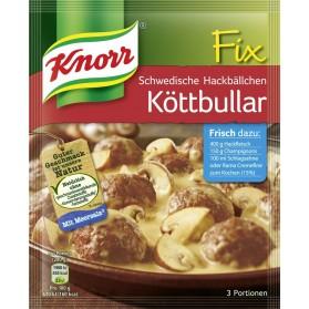 Knorr Fix Swedish Meatballs / Köttbullar Schwedische Hackbaellchen 49g/1.72oz