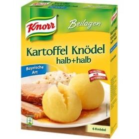 Knorr Bavarian Style Potato Dumpling / Kartoffel Knödel150g/5.29oz