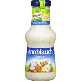 Knorr Garlic Sauce / Knoblauch Sauce 250ml