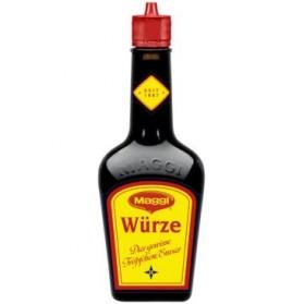 Maggi Seasoning Bottle / Würze Flasche 101ml/3.42oz