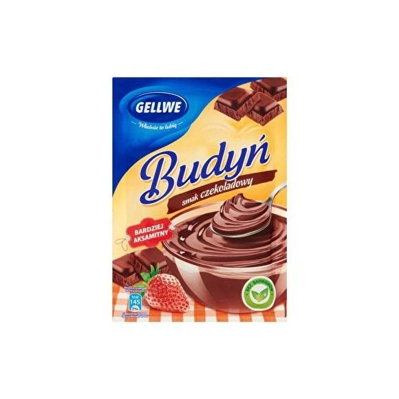 Gellwe chocolate pudding flavor45g(B)