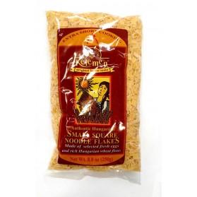 Kelemen Small Square Noodle Flakes 520g