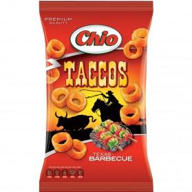 Chio Tacos Texas Barbecue Flavor 75g/2.64oz