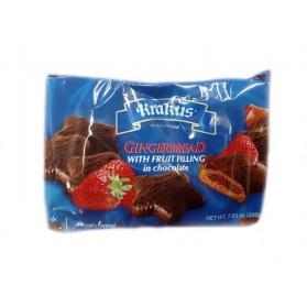 Krakus Gingerbread In Chocolate 14.11oz/400g