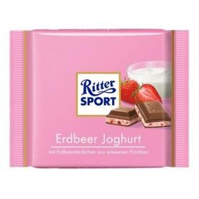 Ritter Sport Strawberry Yoghurt 100g/3.52oz